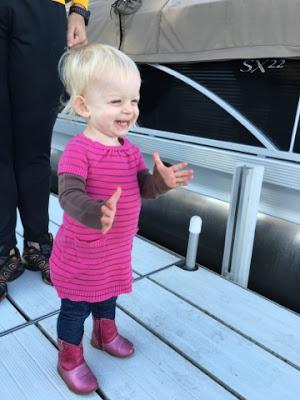 Greta, New Baby, Family Musings